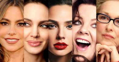 5 actrices nejores pagas