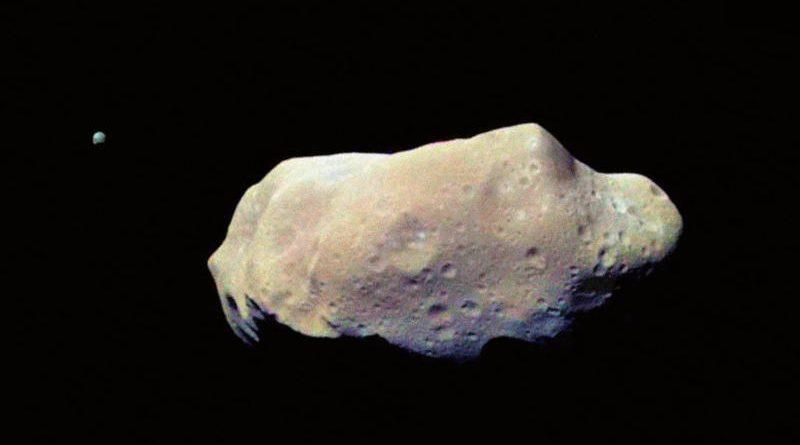 Apophis vigilado por la NASA