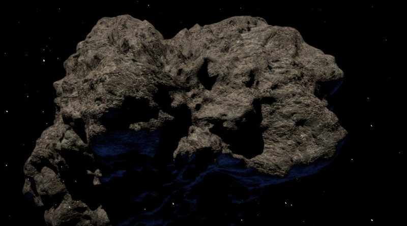 Se busca el meteorito que impactó en España