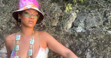 Rihanna tiene suspendida la producción de ropa Fenty