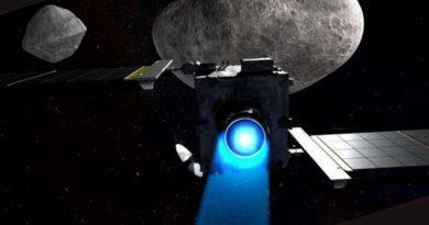La NASA ensaya chocar contra un asteroide