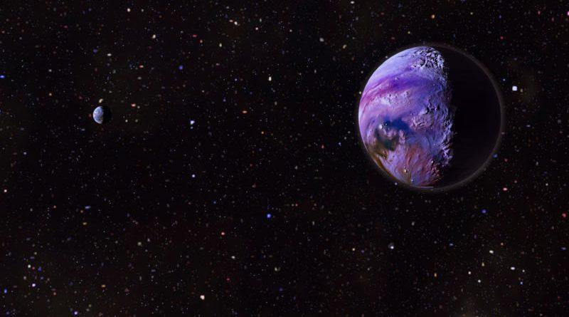 Descubren nuevo planeta similar a la Tierra