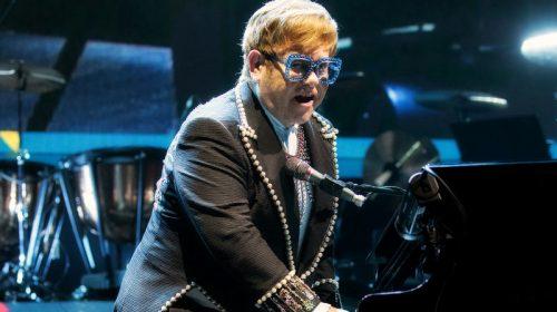 Elton John sin gira ni celebración en honor a la princesa Diana